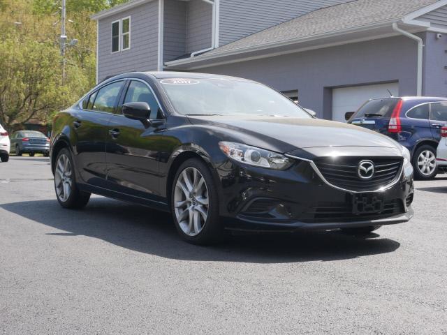 Used 2017 Mazda Mazda6 in Canton, Connecticut | Canton Auto Exchange. Canton, Connecticut