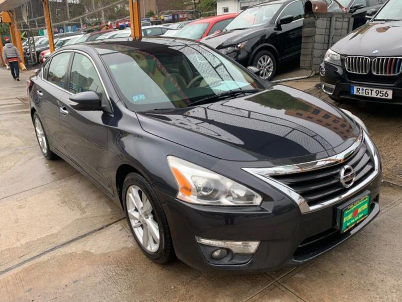 Used Nissan Altima 4dr Sdn I4 2.5 SL 2013 | Sylhet Motors Inc.. Jamaica, New York