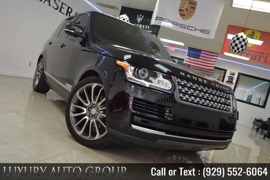 Used 2015 Land Rover Range Rover in Bronx, New York | Luxury Auto Group. Bronx, New York