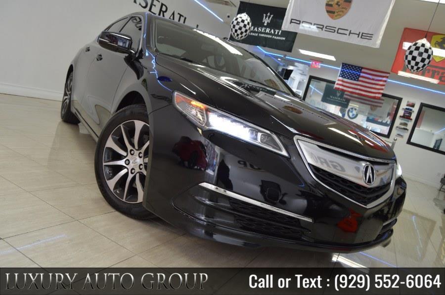 Used 2015 Acura TLX in Bronx, New York | Luxury Auto Group. Bronx, New York