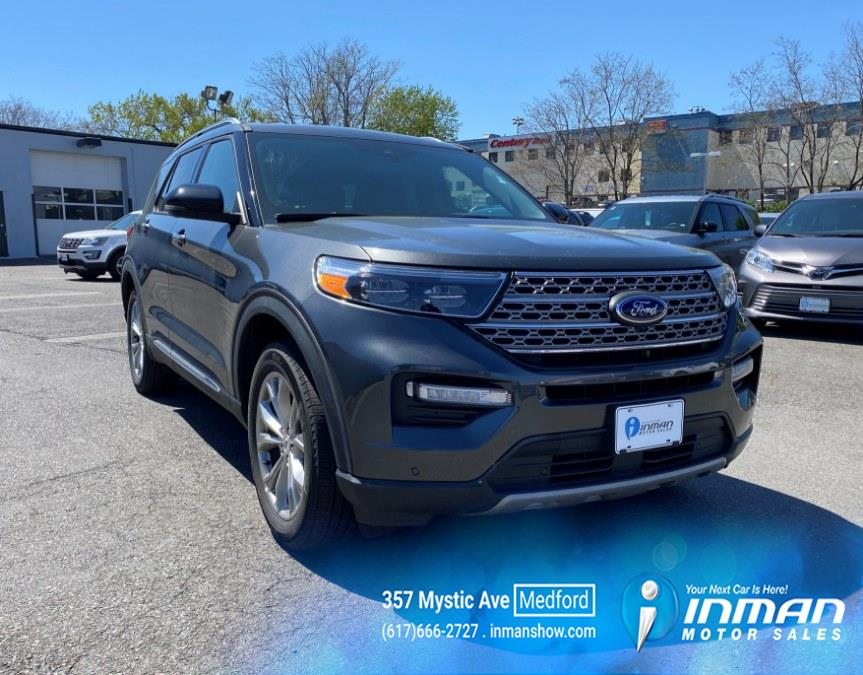 Used Ford Explorer Limited 4WD 2020 | Inman Motors Sales. Medford, Massachusetts