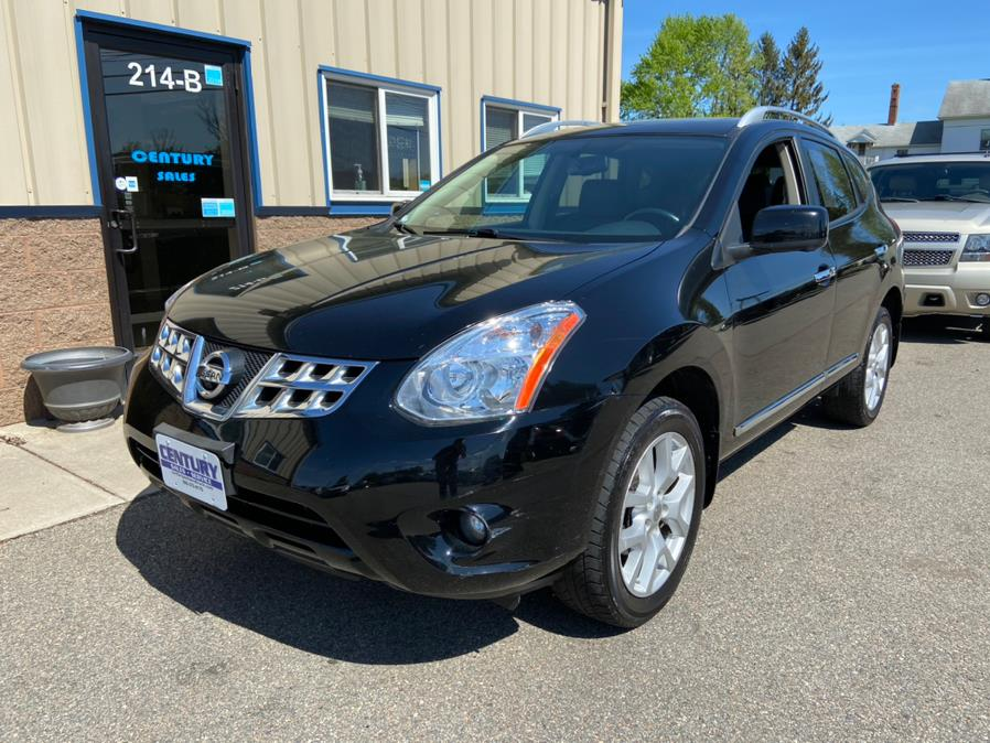 Used Nissan Rogue AWD 4dr SV 2013 | Century Auto And Truck. East Windsor, Connecticut