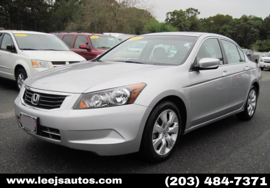 Used 2010 Honda Accord Sdn in North Branford, Connecticut | LeeJ's Auto Sales & Service. North Branford, Connecticut