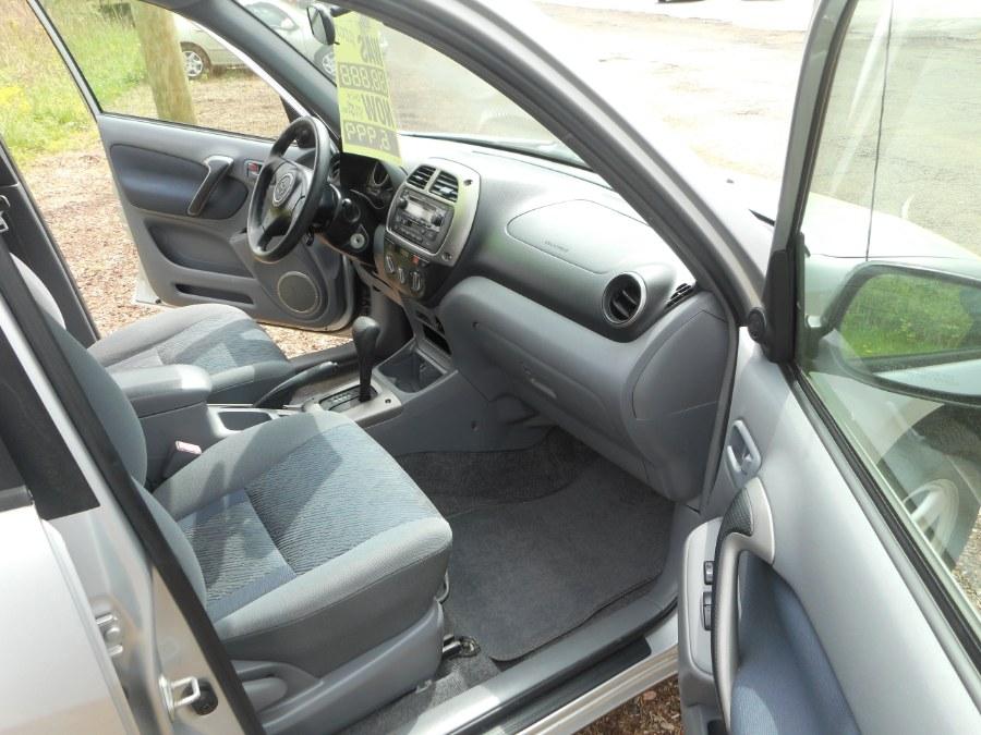Used Toyota RAV4 4dr Auto 4WD 2003 | Wholesale Motorcars LLC. Newington, Connecticut