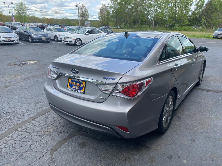 Used Hyundai Sonata Hybrid 4dr Sdn 2014 | Newfield Auto Sales. Middletown, Connecticut