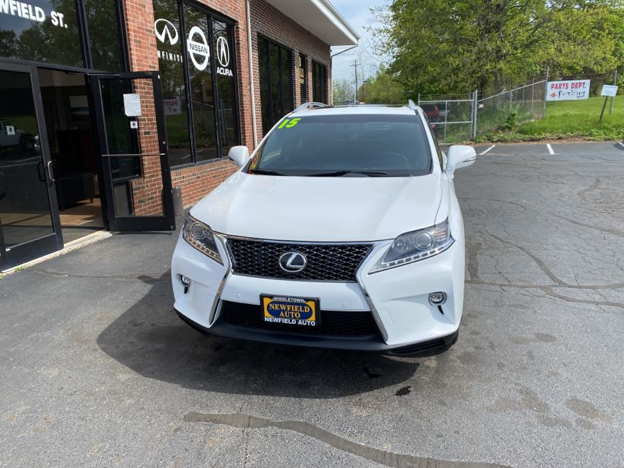 Used 2015 Lexus RX 350 in Middletown, Connecticut | Newfield Auto Sales. Middletown, Connecticut