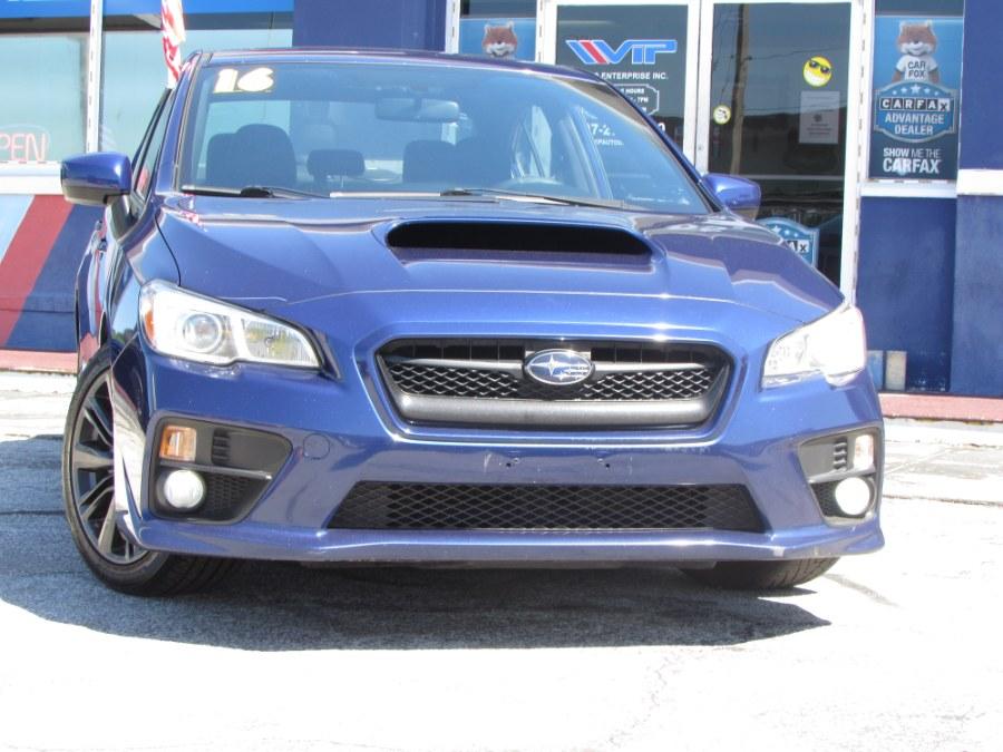 Used Subaru WRX 4dr Sdn Man Premium 2016 | VIP Auto Enterprise, Inc. Orlando, Florida