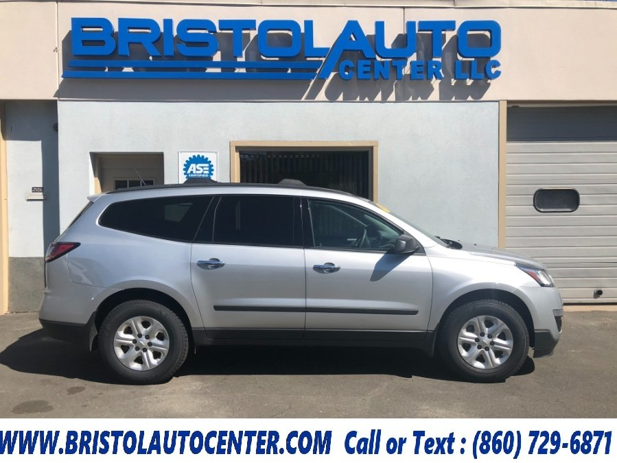 Used 2015 Chevrolet Traverse in Bristol, Connecticut | Bristol Auto Center LLC. Bristol, Connecticut
