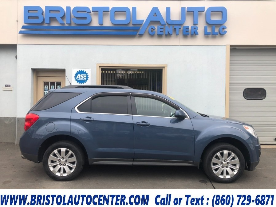 Used Chevrolet Equinox AWD 4dr LT w/1LT 2011 | Bristol Auto Center LLC. Bristol, Connecticut