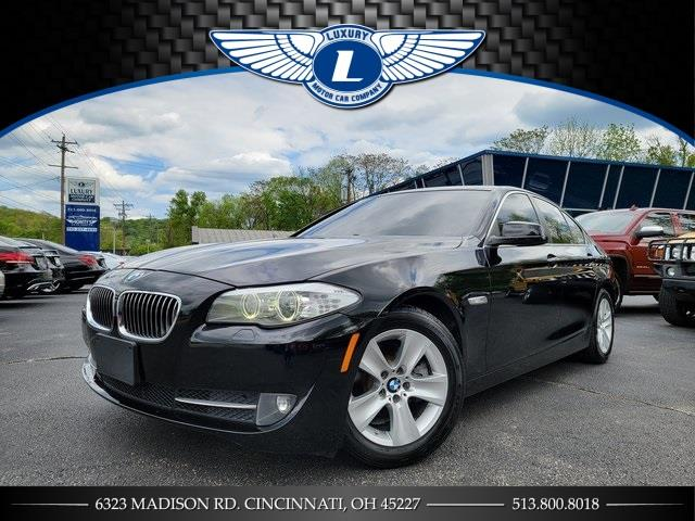 Used 2013 BMW 5 Series in Cincinnati, Ohio | Luxury Motor Car Company. Cincinnati, Ohio
