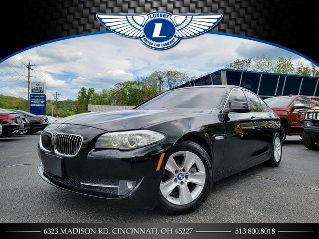 Used BMW 5 Series 528i xDrive 2013 | Luxury Motor Car Company. Cincinnati, Ohio