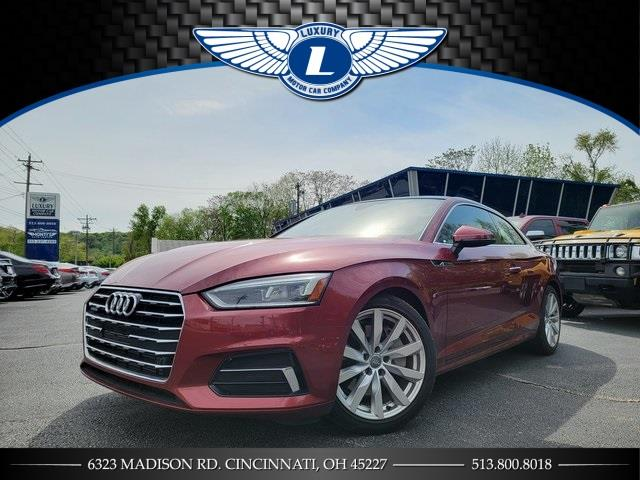 Used 2018 Audi A5 in Cincinnati, Ohio | Luxury Motor Car Company. Cincinnati, Ohio