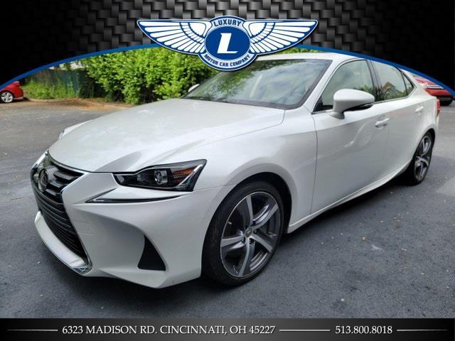 Used 2017 Lexus Is in Cincinnati, Ohio | Luxury Motor Car Company. Cincinnati, Ohio