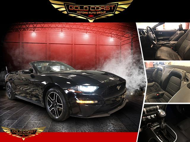 Used Ford Mustang EcoBoost Premium Convertible 2020 | Sunrise Auto Outlet. Amityville, New York