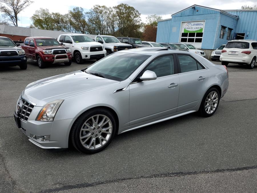 Used 2012 Cadillac CTS Sedan in Ashland , Massachusetts | New Beginning Auto Service Inc . Ashland , Massachusetts