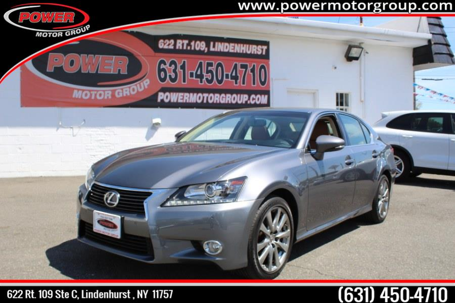 Used Lexus GS 350 4dr Sdn Crafted Line AWD 2015 | Power Motor Group. Lindenhurst, New York