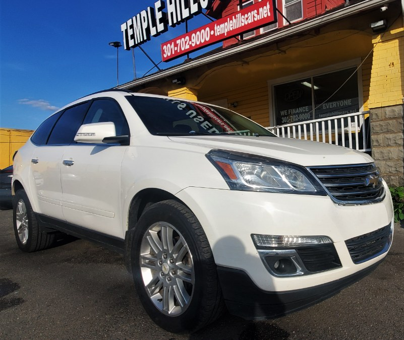Used 2014 Chevrolet Traverse in Temple Hills, Maryland | Temple Hills Used Car. Temple Hills, Maryland