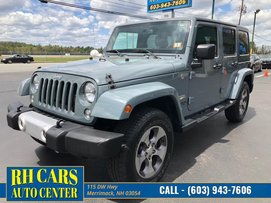 Used 2015 Jeep Wrangler Unlimited in Merrimack, New Hampshire | RH Cars LLC. Merrimack, New Hampshire