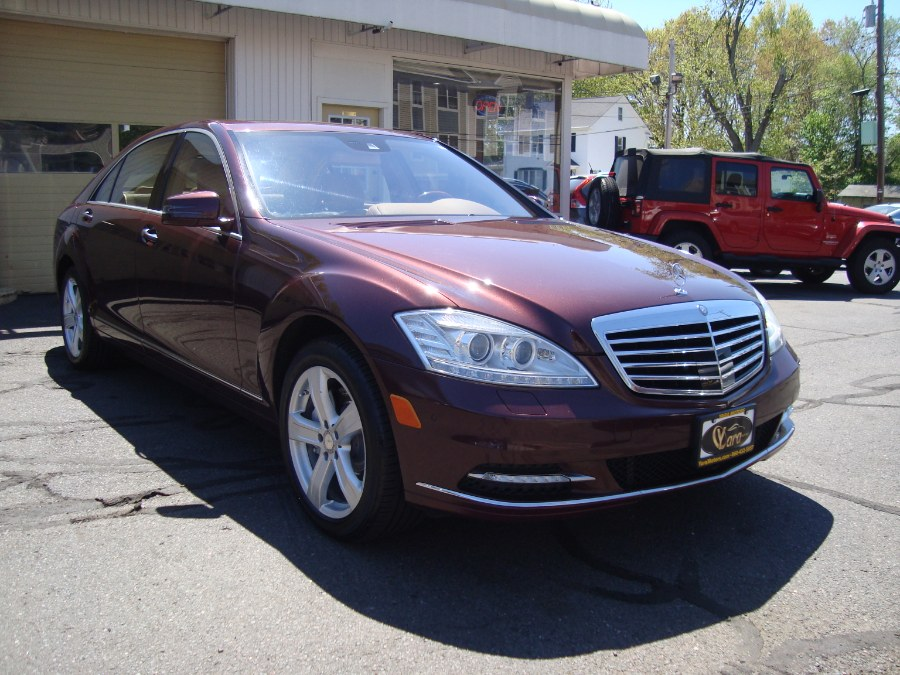 Used Mercedes-Benz S-Class 4dr Sdn S550 4MATIC 2010 | Yara Motors. Manchester, Connecticut