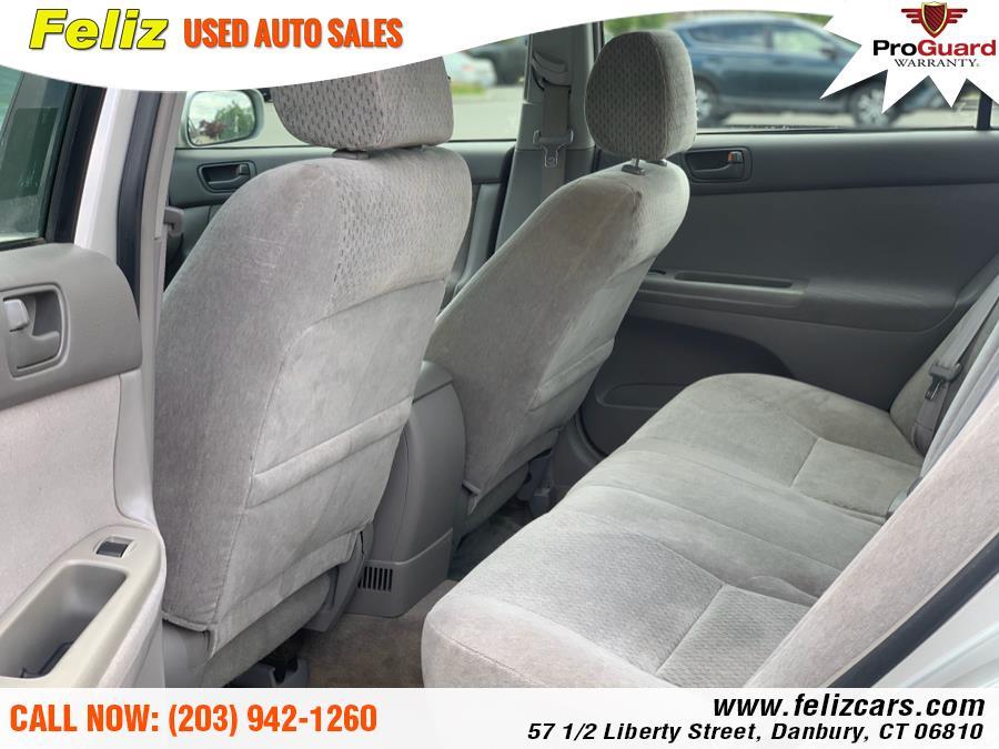 Used Toyota Camry 4dr Sdn LE Auto (Natl) 2003 | Feliz Used Auto Sales. Danbury, Connecticut