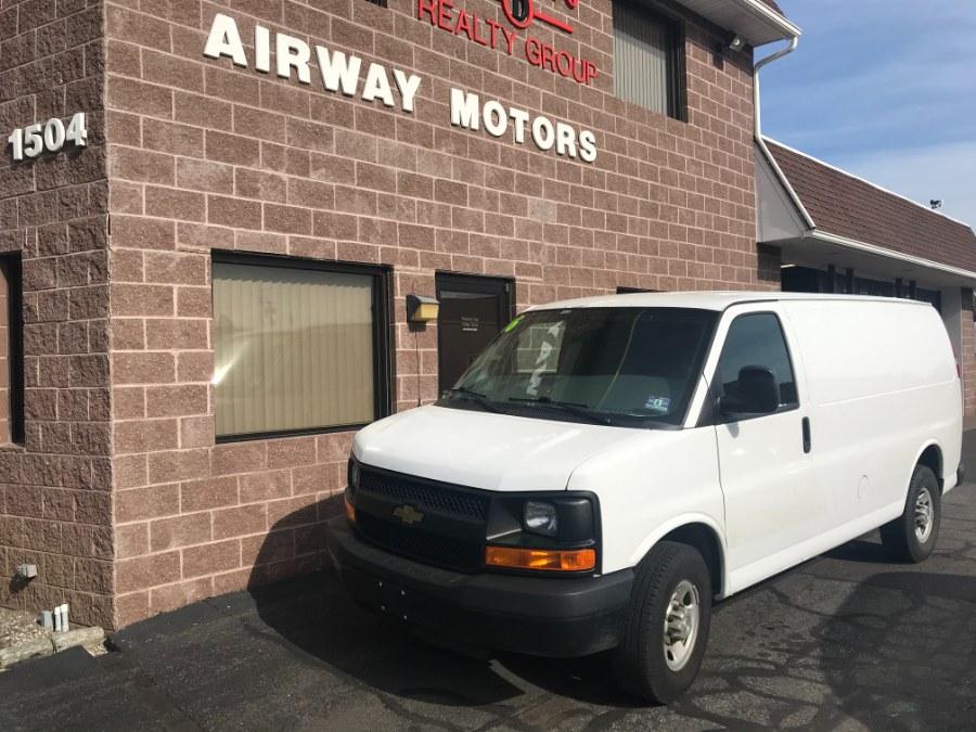 Used 2016 Chevrolet Express Cargo Van in Bridgeport, Connecticut | Airway Motors. Bridgeport, Connecticut