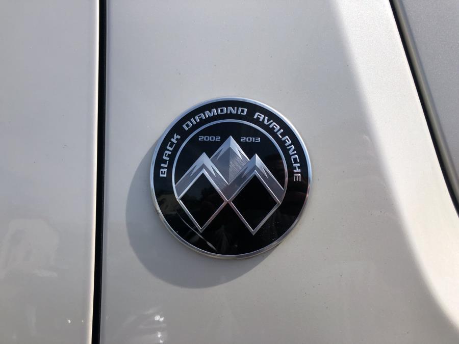 Used Chevrolet Avalanche 4WD Crew Cab LTZ 2013 | Route 46 Auto Sales Inc. Lodi, New Jersey