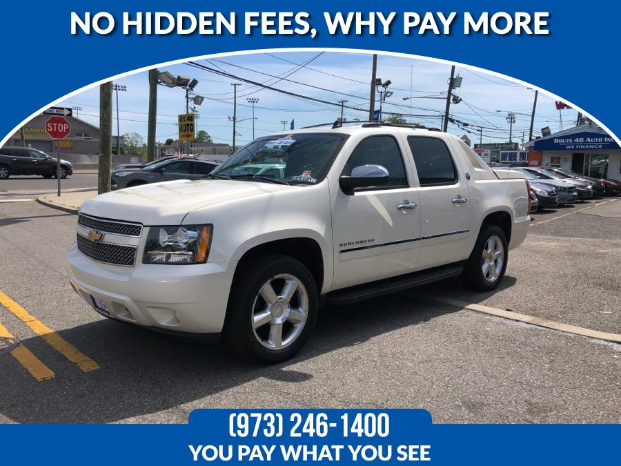 Used 2013 Chevrolet Avalanche in Lodi, New Jersey | Route 46 Auto Sales Inc. Lodi, New Jersey