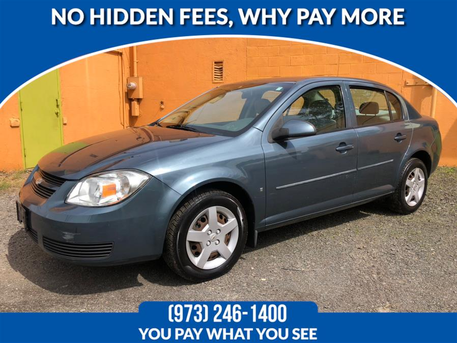 Used Chevrolet Cobalt 4dr Sdn LT 2007   Route 46 Auto Sales Inc. Lodi, New Jersey