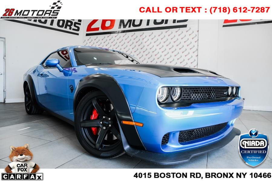 Used 2019 Dodge Challenger in Woodside, New York | 52Motors Corp. Woodside, New York