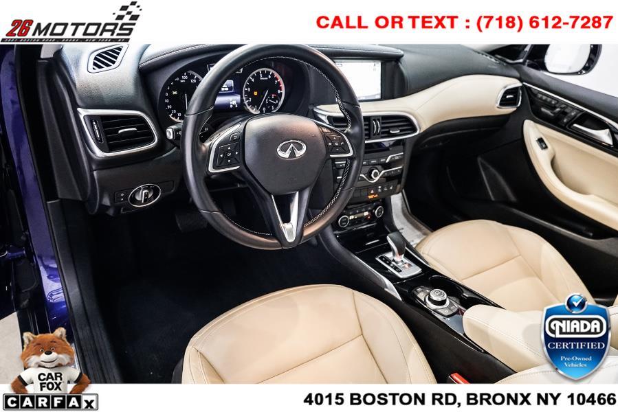 Used INFINITI QX30 Luxury AWD 2018   52Motors Corp. Woodside, New York