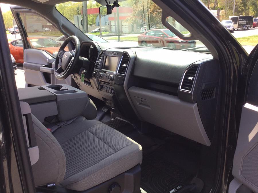 "Used Ford F-150 4WD SuperCab 145"" XLT 2015 | L&S Automotive LLC. Plantsville, Connecticut"