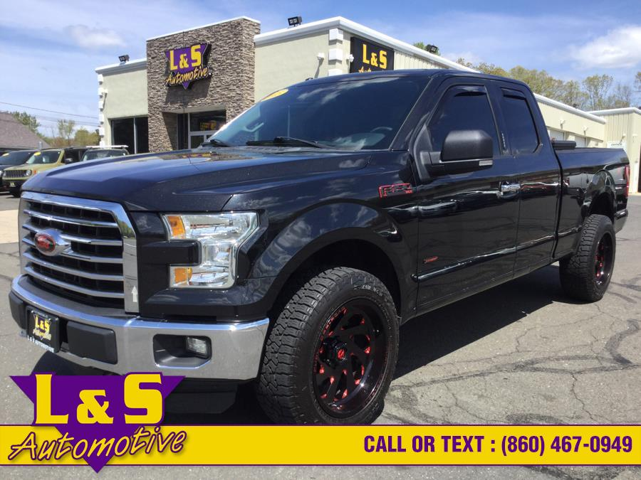 "Used Ford F-150 4WD SuperCab 145"" XLT 2015 