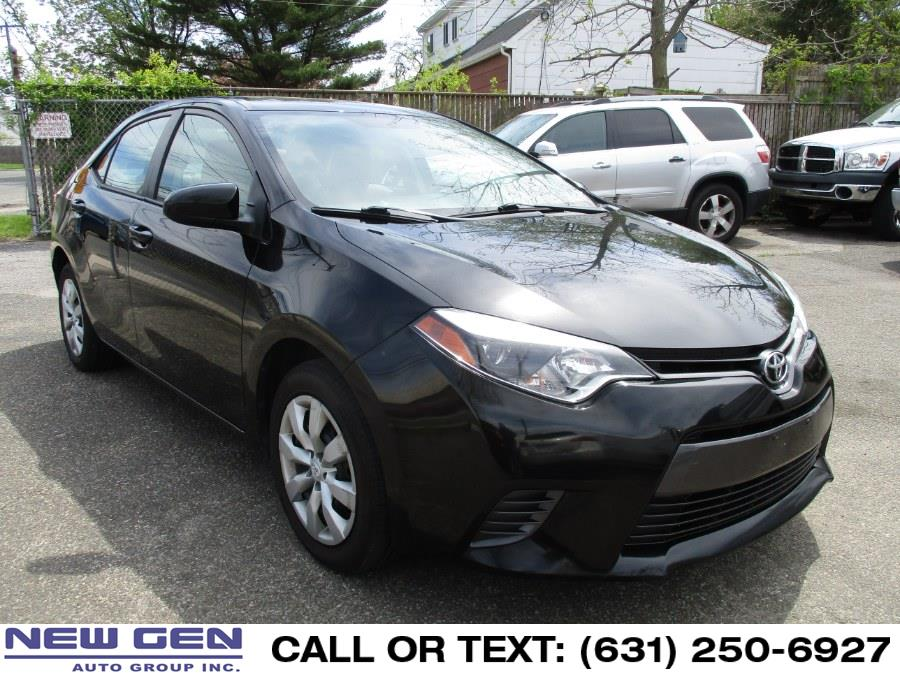 Used 2016 Toyota Corolla in West Babylon, New York | New Gen Auto Group. West Babylon, New York