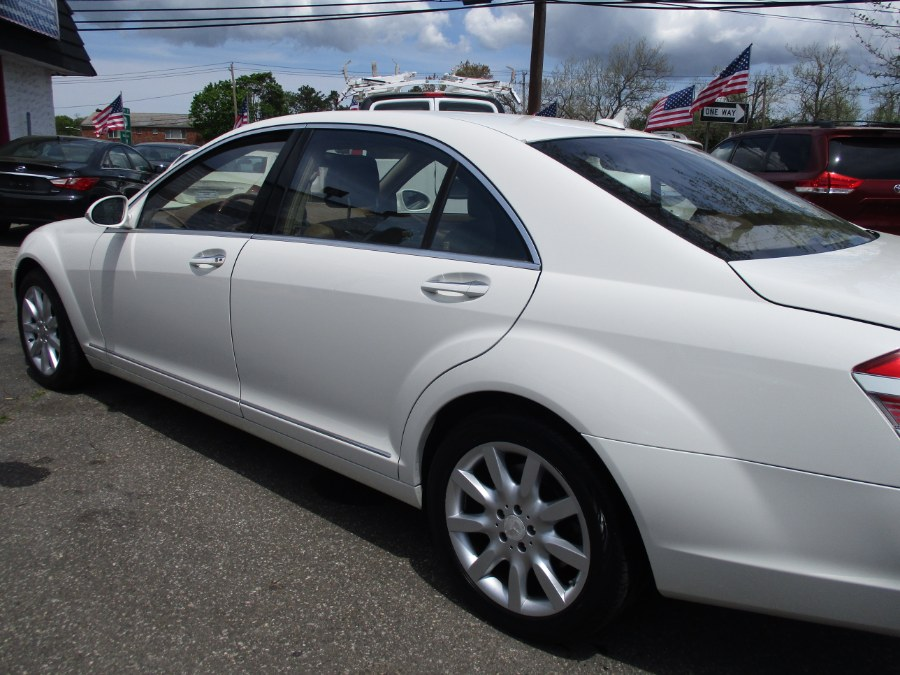 Used Mercedes-Benz S-Class 4dr Sdn 5.5L V8 4MATIC 2008 | New Gen Auto Group. West Babylon, New York