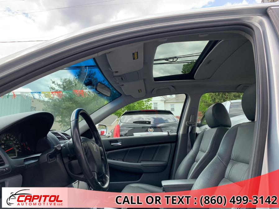 Used Honda Accord Hybrid AT with NAVI 2006 | Capitol Automotive 2 LLC. Manchester, Connecticut