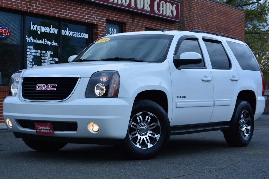 Used 2011 GMC Yukon in ENFIELD, Connecticut | Longmeadow Motor Cars. ENFIELD, Connecticut
