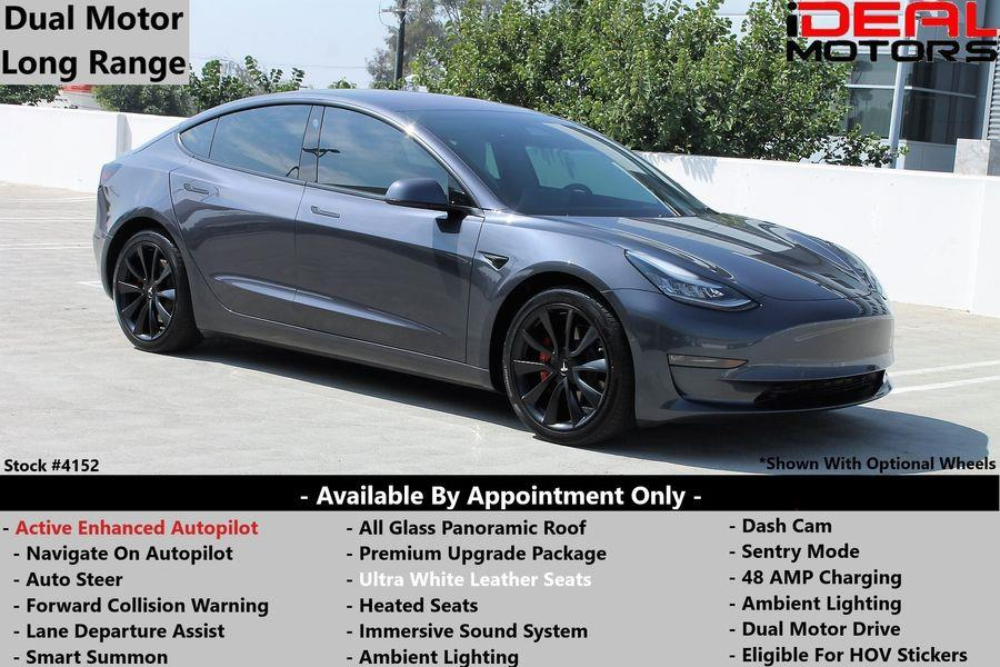 Used 2019 Tesla Model 3 in Costa Mesa, California | Ideal Motors. Costa Mesa, California