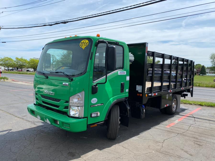 Used 2016 Isuzu Npr Hd in Burlington, New Jersey | Aladdin Truck Sales. Burlington, New Jersey