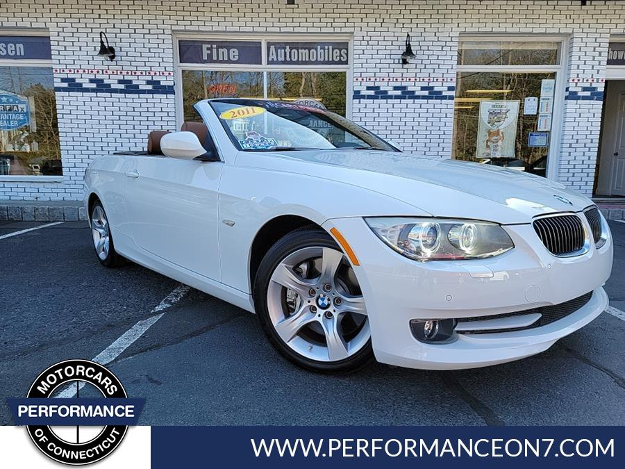 Used 2011 BMW 3 Series in Wilton, Connecticut | Performance Motor Cars. Wilton, Connecticut