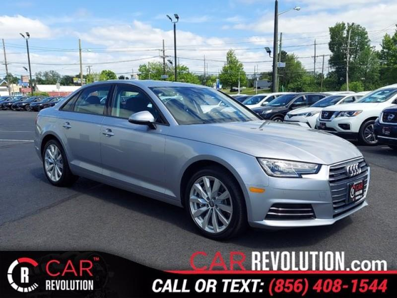 Used Audi A4 Premium 2017   Car Revolution. Maple Shade, New Jersey