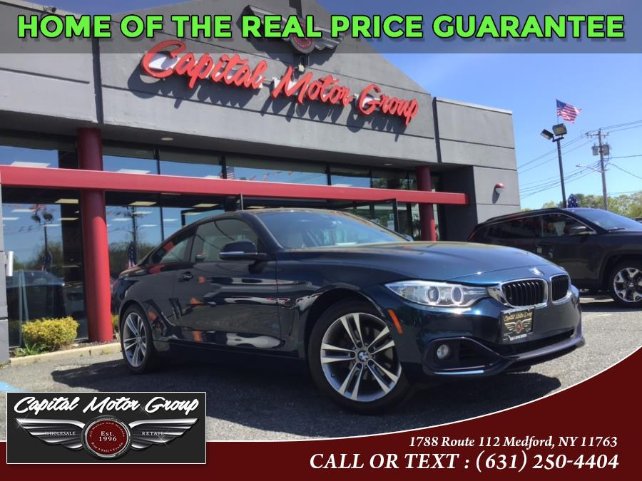 Used 2014 BMW 4 Series in Medford, New York | Capital Motor Group Inc. Medford, New York