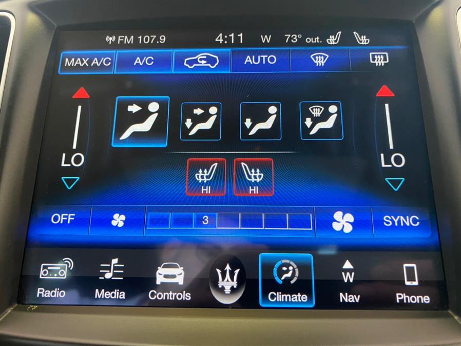 Used Maserati Levante S 3.0L 2018 | POWER MOTORS EAST. Massapequa Park, New York