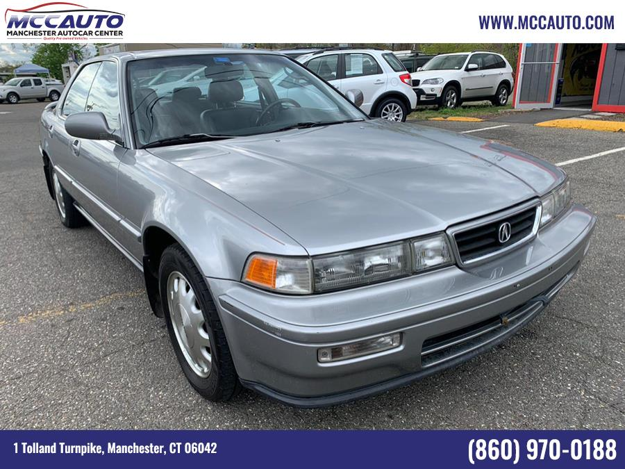 Used Acura Vigor 4dr Sedan GS Auto 1993 | Manchester Autocar Center. Manchester, Connecticut