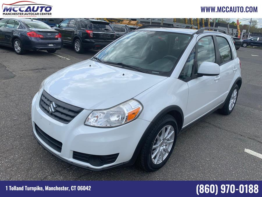 Used Suzuki SX4 5dr HB Man Crossover AWD 2013 | Manchester Autocar Center. Manchester, Connecticut