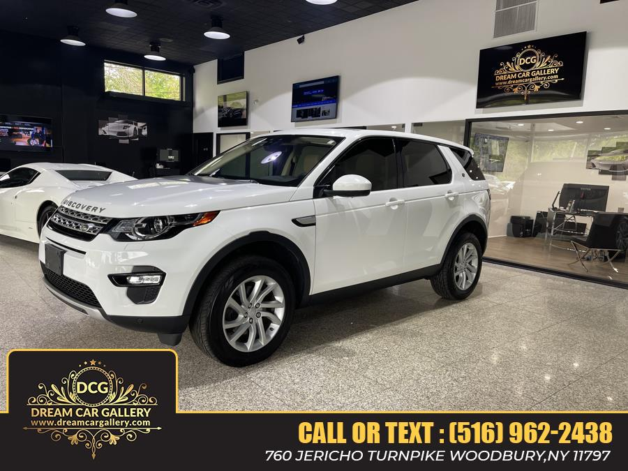 Used Land Rover Discovery Sport HSE 4WD 2018   Dream Car Gallery. Woodbury, New York