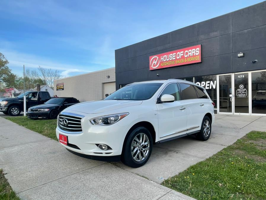 Used Infiniti QX60 AWD 4dr 2014 | House of Cars CT. Meriden, Connecticut