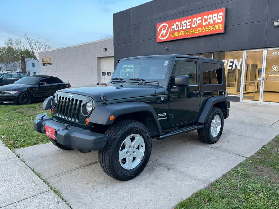 Used 2010 Jeep Wrangler in Meriden, Connecticut | House of Cars CT. Meriden, Connecticut