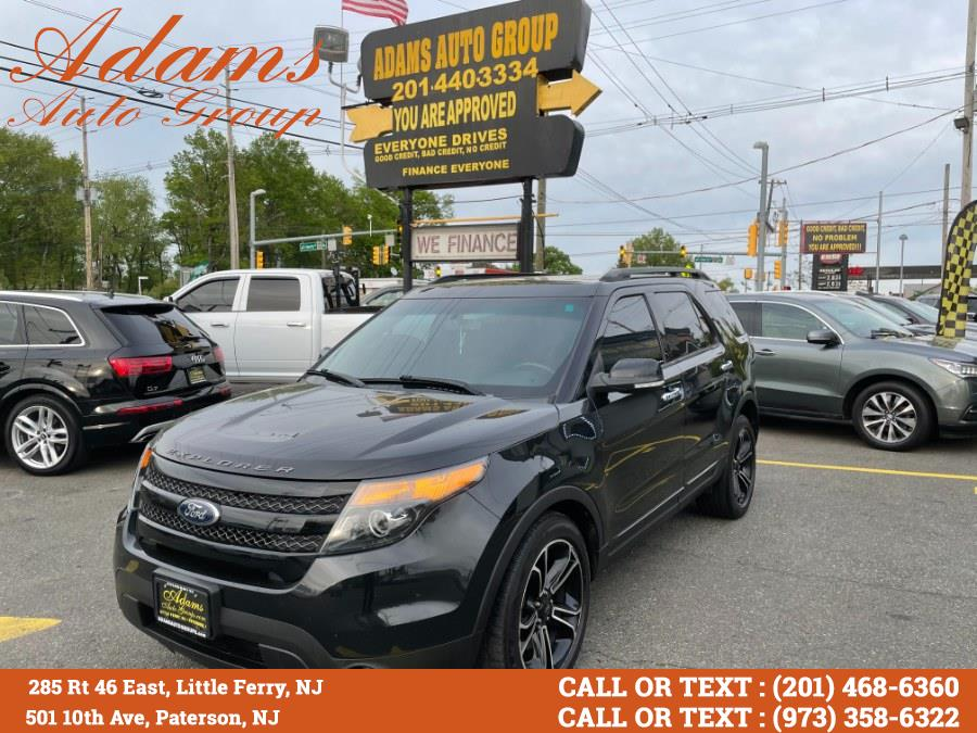 Used 2013 Ford Explorer in Little Ferry , New Jersey | Adams Auto Group . Little Ferry , New Jersey