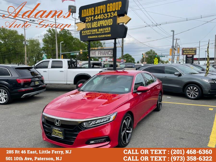 Used 2018 Honda Accord Sedan in Little Ferry , New Jersey | Adams Auto Group . Little Ferry , New Jersey