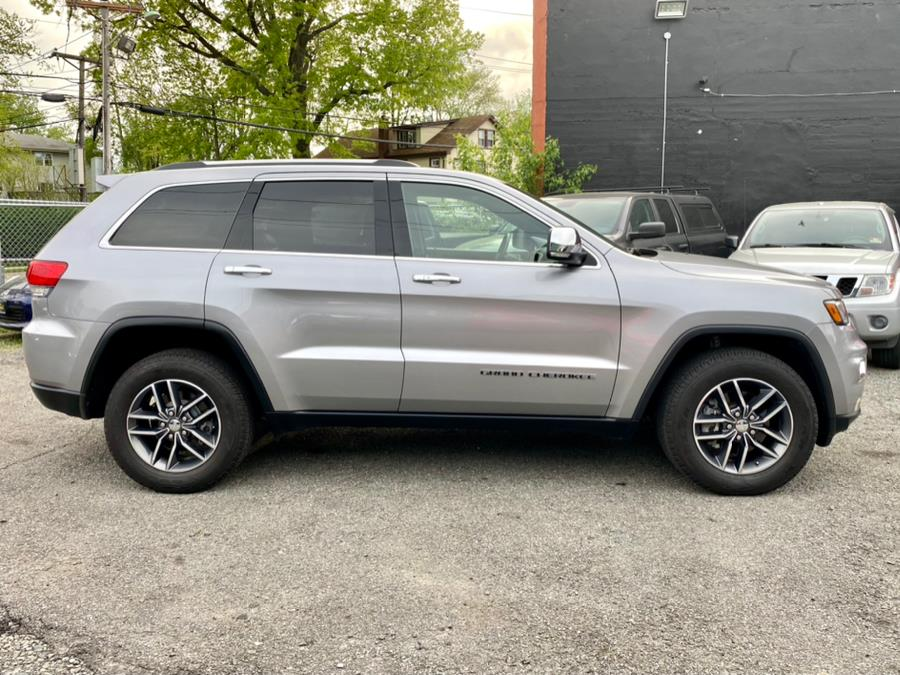 Used Jeep Grand Cherokee Limited 4x4 2017   Easy Credit of Jersey. South Hackensack, New Jersey